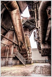 Industriepark Dortmund Nord